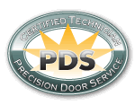 Precision Door Service Certified Technician