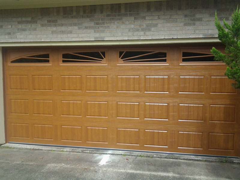 precision garage door opener manual